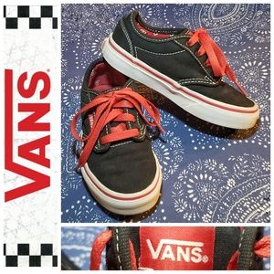 Vans Lace- Up  Sneakers Youth Size12
